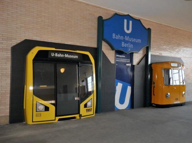 U-Bahn Museum  geschlossen