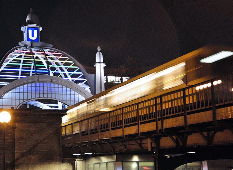 TV-Tipp: Berlin bei Nacht und mit der U-Bahn