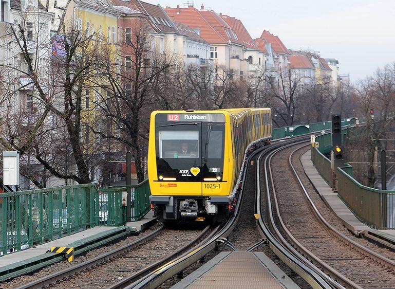 Internationale Umfrage zur U-Bahn