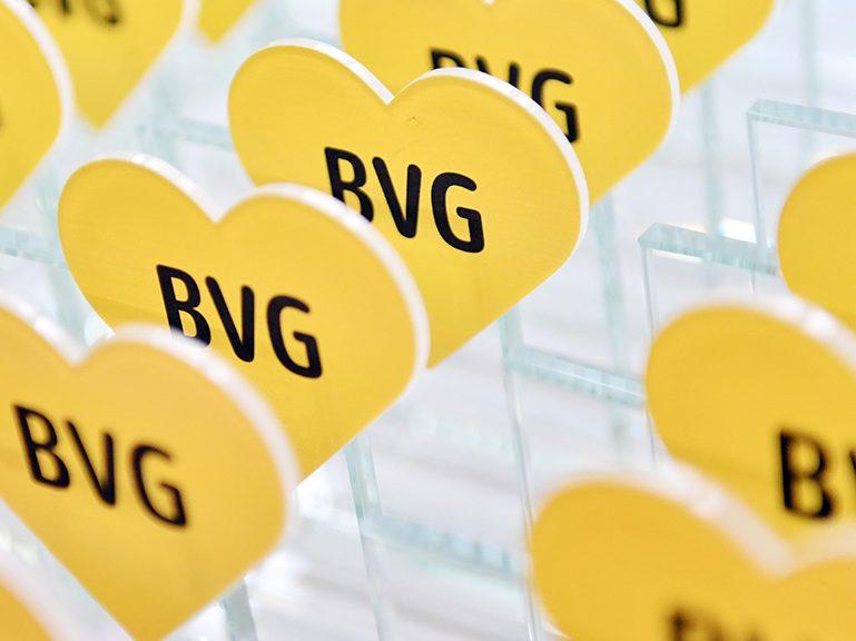 2.200 Bewerber für den BVG-Kundenrat
