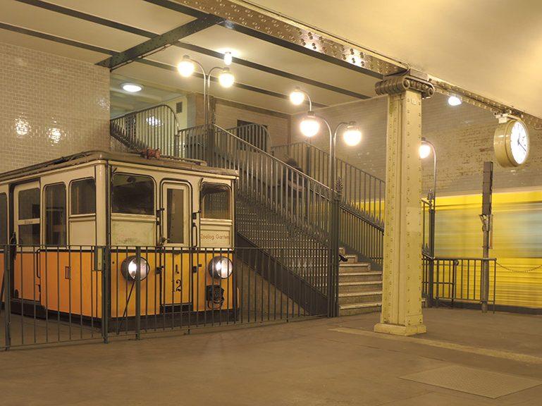 Die U-Bahn hat Geburtstag!