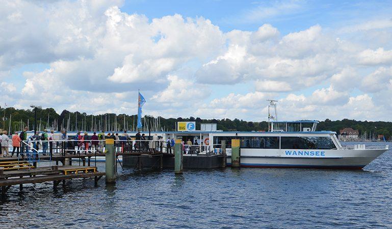 Fähren verlängern Betriebszeiten