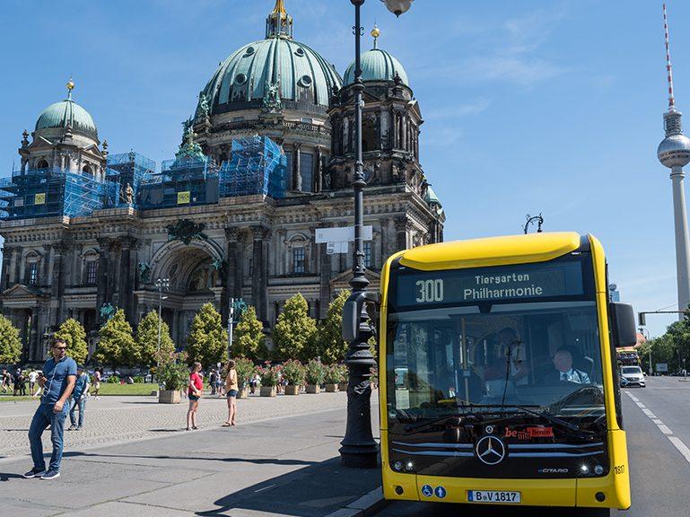 Auf neuen Wegen durch Berlins Mitte