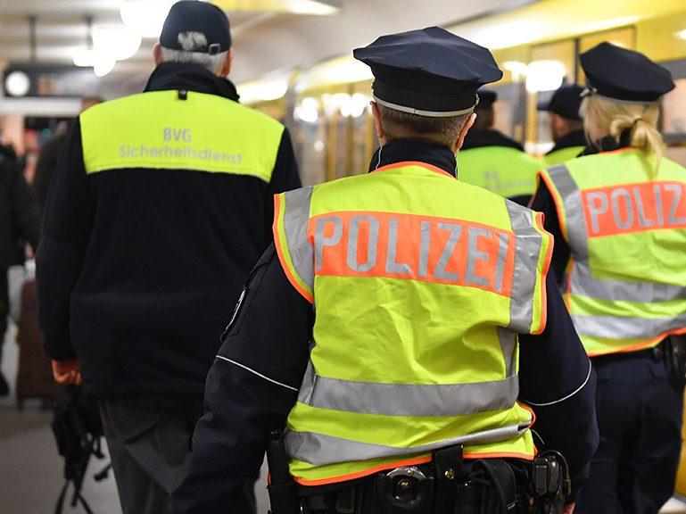 Präventionswoche der Polizei im ÖPNV