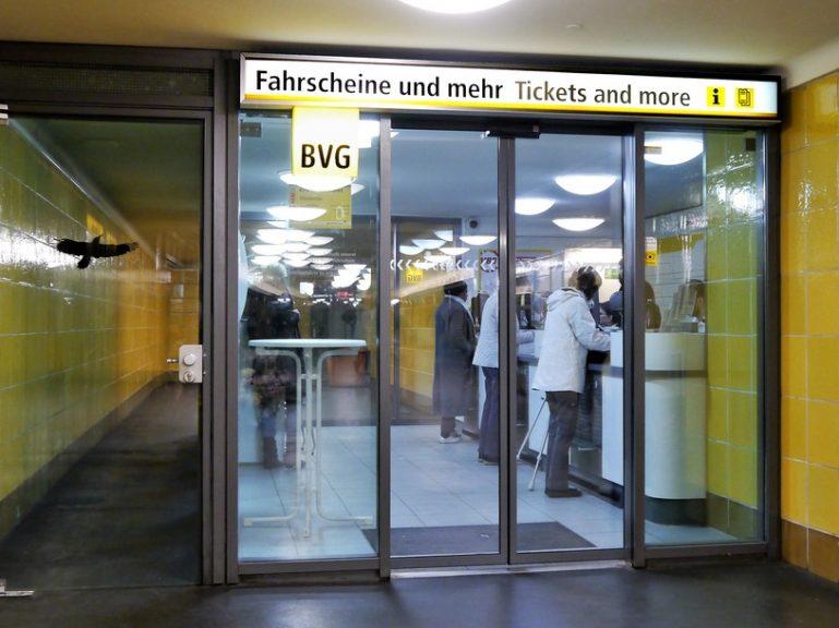 BVG schließt Servicestützpunkte