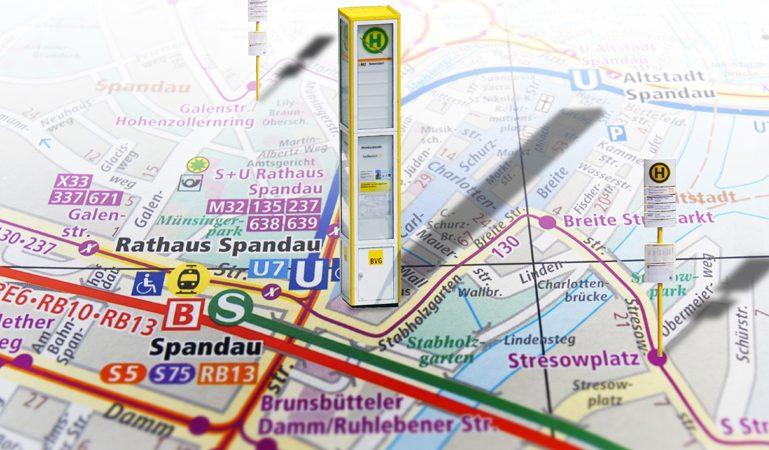 Alle Bauarbeiten bei Bus und Bahn im Überblick