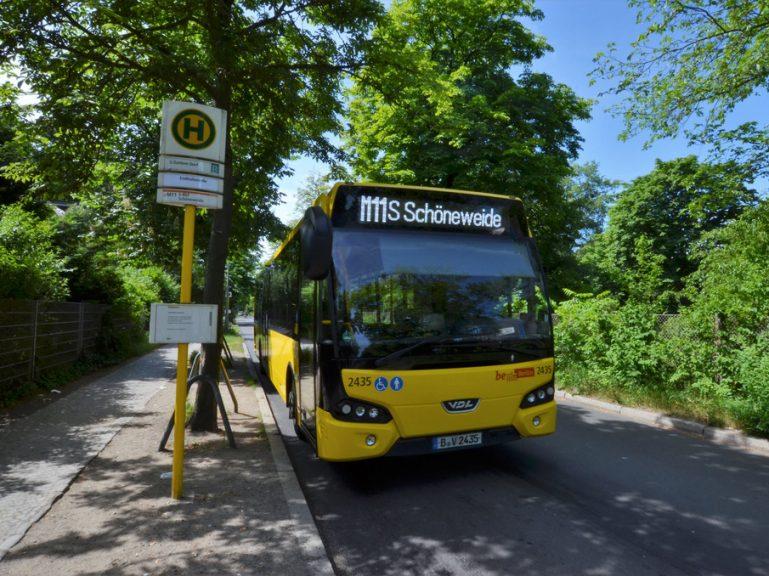 BVG verstärkt Schülerverkehr
