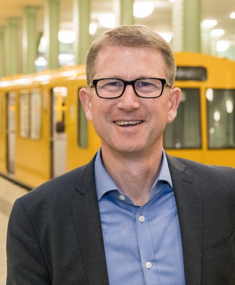 BVG Vorstand Betrieb Dr. Rolf Erfurt