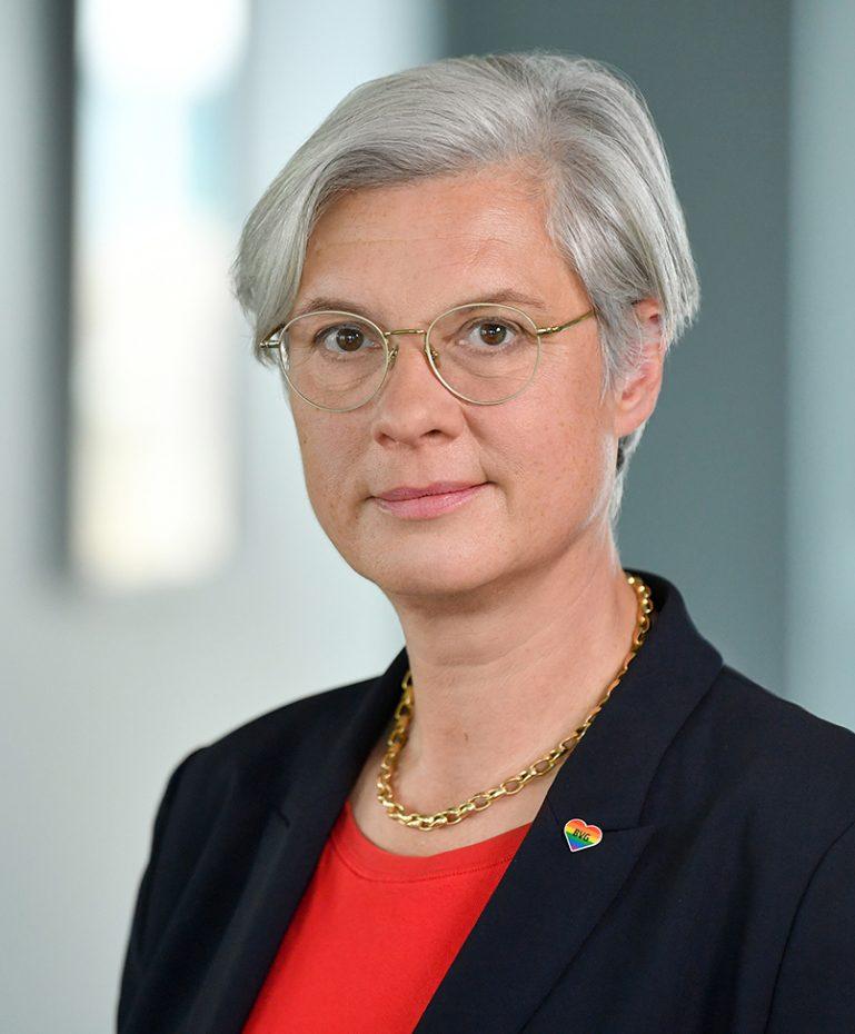 BVG Vorsitzende des Vorstand Eva Kreienkamp