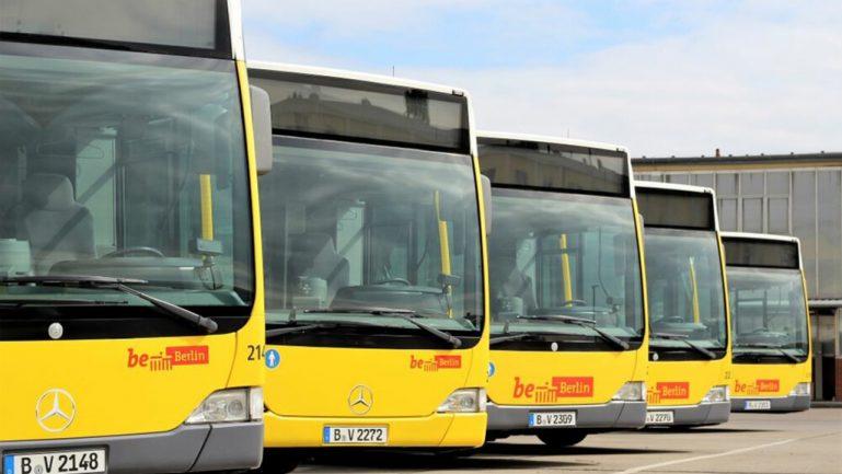 Taktverdichtungen auf vier Buslinien