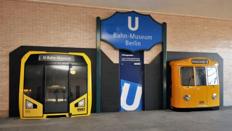 Sonderöffnung des U-Bahn-Museums am Samstag