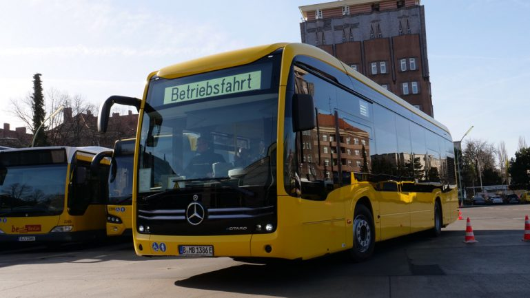 Neue Angebote beim Bus