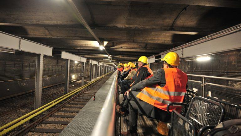 U-Bahn-Cabrio-Touren im Oktober sind kurzfristig buchbar