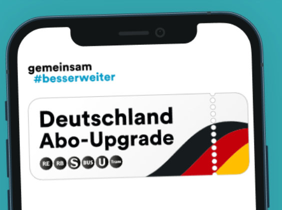 Das Deutschland Abo-Upgrade: Registrierung ab sofort möglich